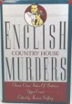 English Country House Murders