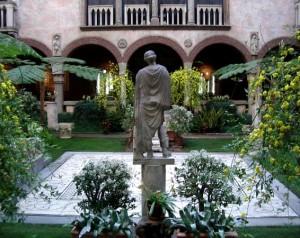 The Courtyard, Isaballa Stewart Gardner Museum