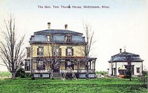 Tom Thumb House