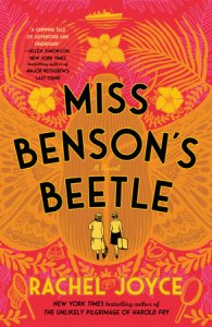 Miss Benson's Beetle - book by Rachel Joyce